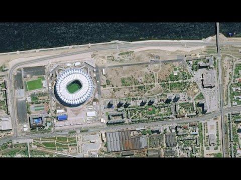 Ρωσία: Τα γήπεδα του Μουντιάλ