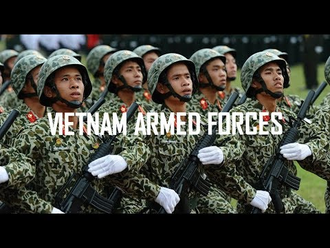 Vietnam Armed Forces 2018