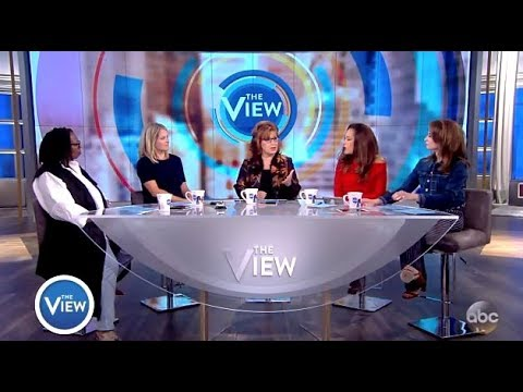Panel: Rips Republican Climate Change Deniers'  (The View)