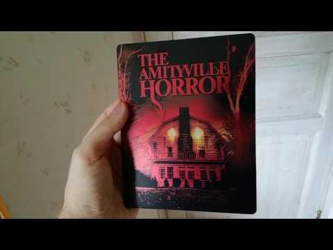 The Amityville Horror Steelbook