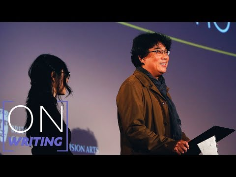 Bong Joon Ho  on Writing Parasite | On Writing
