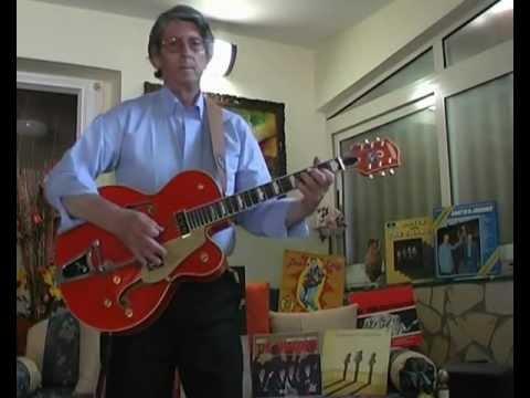 Blue Spanish Eyes (Santo & Johnny) видео