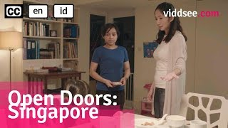 Video Open Doors: Singapore - Someone Was Watching When She Shoved The Domestic Worker // Viddsee.com MP3, 3GP, MP4, WEBM, AVI, FLV Februari 2019