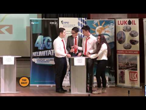 Finala Concursului The Best ediția a V-a 2016