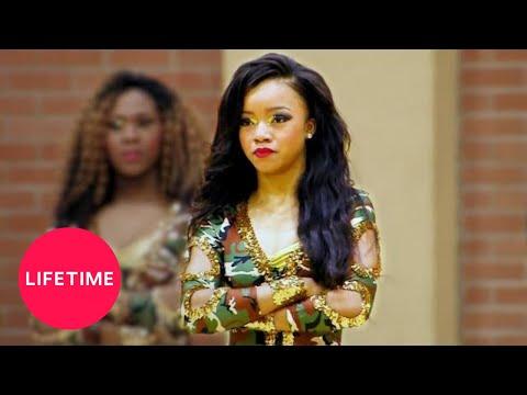 Bring It!: Faith Is Like a Raging Bull in the Freestyle Showdown (Season 3 Flashback) | Lifetime