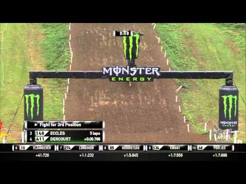 EMX125 FULL RACE – Round of Great Britain 2013 – Motocross