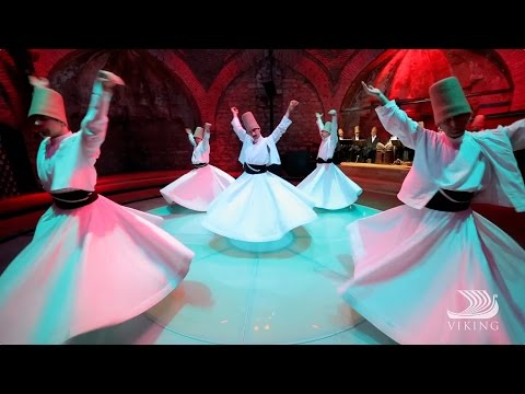 Turkey – Whirling Dervishes