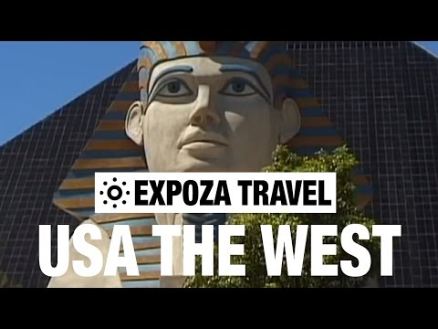Usa The West Travel Video Guide