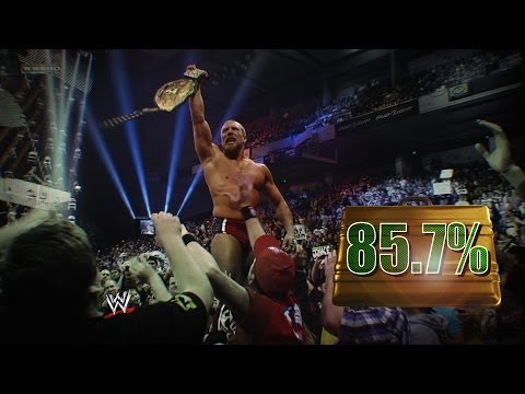 Know your WWE stats - Money in the Bank (видео)