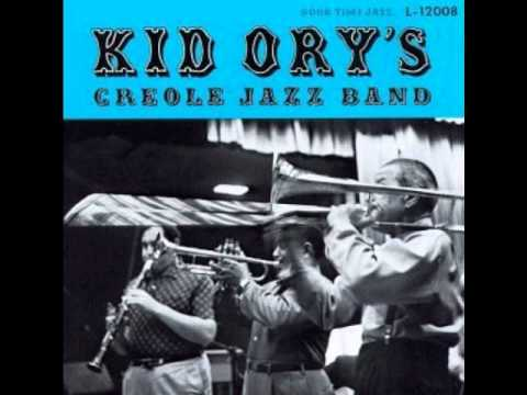 Kid Ory's Creole Jazz Band – Tin Roof Blues