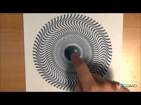 ilusion - Estas ilusiones ópticas son las preferidas de la gente, solo con ver estas ilusiones y mover un poco la cabeza verás cómo tu cerebro hacer que un dibujo se m...