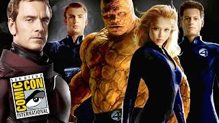 X Men Apocalypse & Fantastic Four Details From Simon Kinberg - Comic Con 2014