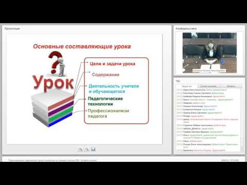 Проектирование современного урока технологии на примере УМК «Алгоритм успеха»