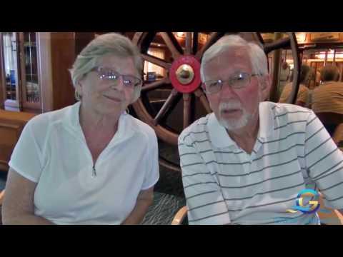 Walt and Elvina Grand Celebration Cruise Testimonial