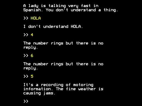 L – A Mathemagical Adventure (1984). BBC Micro text-adventure game. Walkthrough. Part 6 of 13.