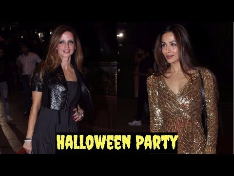 """Sussanne Khan & Malaika Arora At The Red Carpet Of """"Cirque Le Soir"""" 