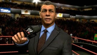 It's time for John Cena and Triple H's Brand road to wrestlemania storylines in WWE Smackdown vs RAW 2010! John Cena will be...