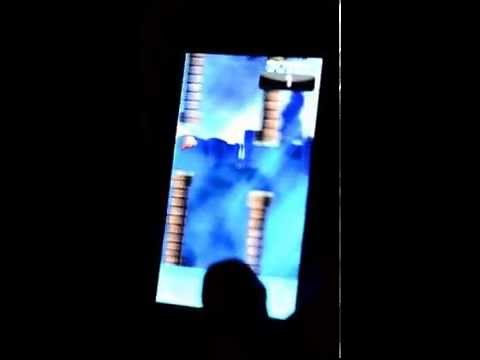 Video of Flappy Dragon