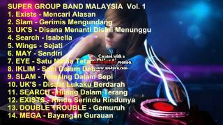 Super Group Band Malaysia Vol. 1 Video
