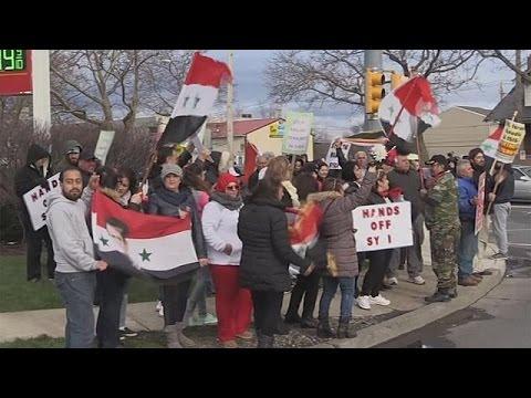 Διχασμένη η Συρο-Αμερικανική κοινότητα μετά το πλήγμα στη Συρία