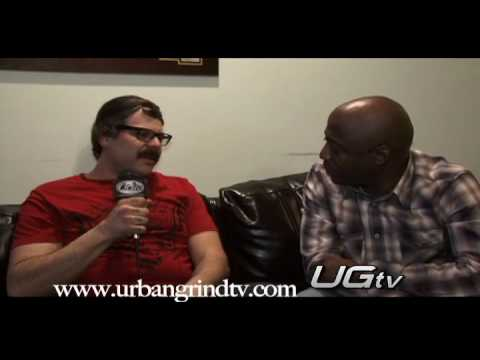 COMEDIAN DONNELL RAWLINGS EXCLUSIVE INTERVIEW WITH UGTV (PT.1)