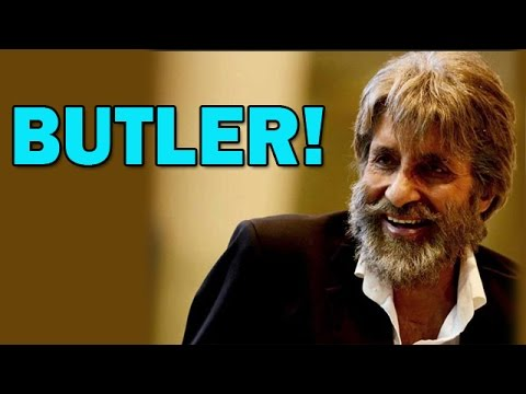 Amitabh Bachchan to play Dhanush's Butler in SHAMITABH Movie | Bollywo...
