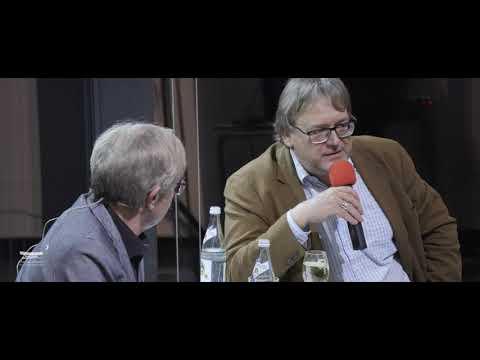 Arche Nebra Himmelsscheibe Prof. Dr. Harald Meller Christian Forberg Autorenlesung 4K