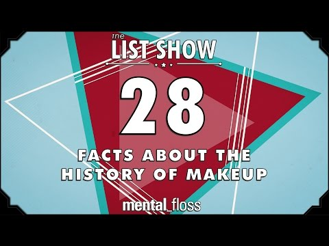 28 Fun Facts about the History of Makeup