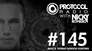 Video Nicky Romero - Protocol Radio 145 - MAKJ & Thomas Newson Guestmix MP3, 3GP, MP4, WEBM, AVI, FLV Juli 2018