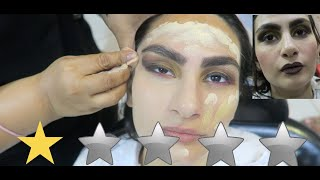 Video I WENT TO THE WORST REVIEWED MAKEUP ARTIST IN DUBAI ! MP3, 3GP, MP4, WEBM, AVI, FLV Juli 2019