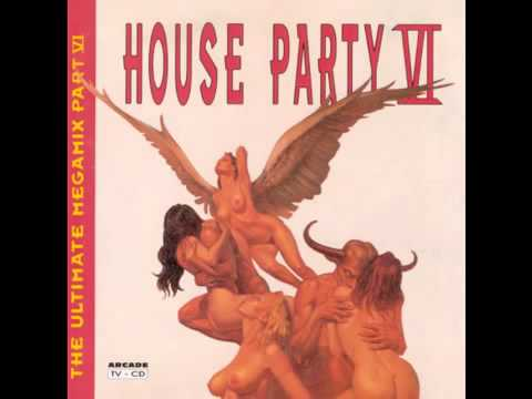 House Party VI   The Ultimate Megamix Part 6 Turn up the Bass