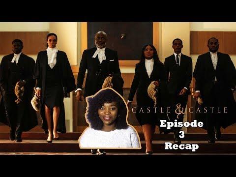 CASTLE  & CASTLE EPISODE 3: EBONYLIFE TV SERIES