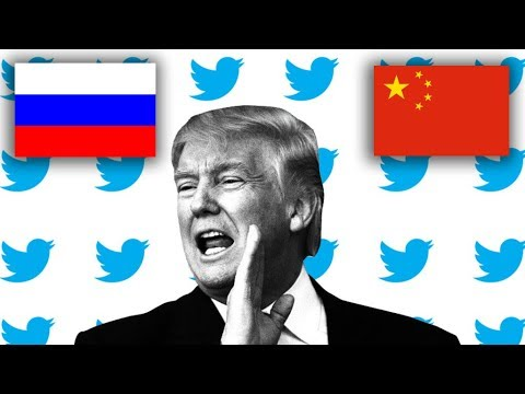 President Trump Fires Off Legendary Tweets About Censorship, Bias, Russia & China!