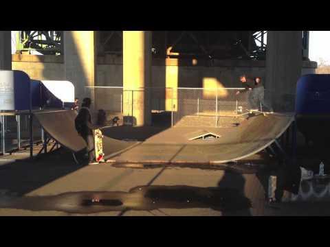 Shelton Skatepark New Year