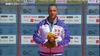2015 Montemor o Velho K1 200m M U23 World Canoe Sprint Championships