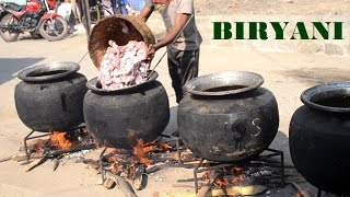 Video Indian MUSLIM Marriage MUTTON BIRYANI Prepared 700 People & STREET FOOD MP3, 3GP, MP4, WEBM, AVI, FLV Februari 2019