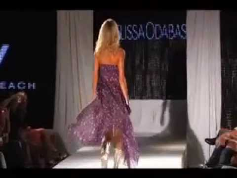 Melissa Odabash Fashion Show - Showing at Miami Swim Week the new 2011 collection available now.
