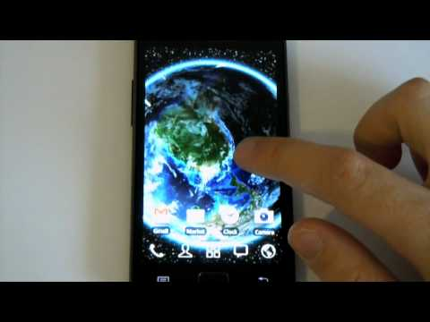 Video of Super Earth Wallpaper Pro