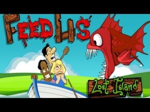 Feed Us: Lost Island Walkthrough: