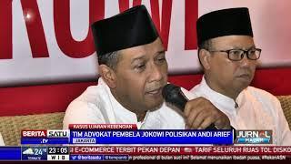 Video Tim Pembela Jokowi Akan Polisikan Andi Arief Soal Ujaran Kebencian MP3, 3GP, MP4, WEBM, AVI, FLV September 2018