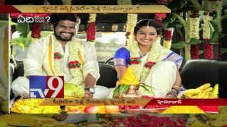 Jabardasth Hyper Aadi got married secretly ? - TV9