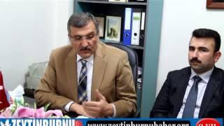 Zeytinburnu Belediye Başkanı Murat Aydın Sinop Derneğini Ziyaret Etti