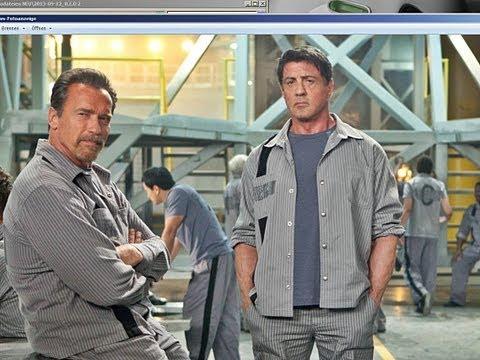 ESCAPE PLAN (Sylvester Stallone, Arnold Schwarzenegger) | Trailer german deutsch [HD]