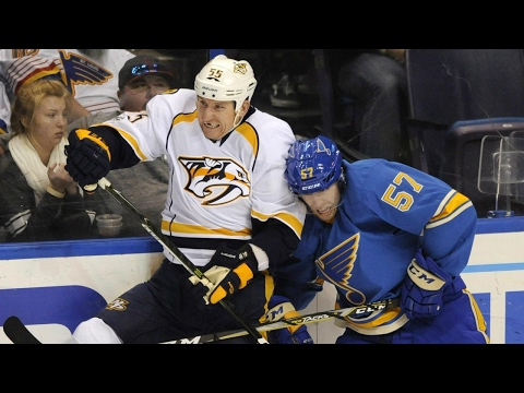 Video: Goals will be hard to come by in Predators and Blues series