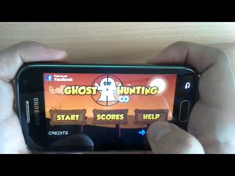 Video of Ghost Hunting Halloween Shoot