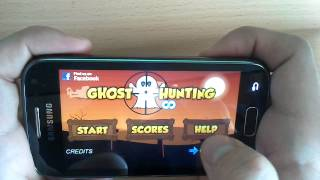 Ghost Hunting Halloween Shoot YouTube video