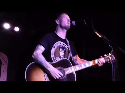 Corey Taylor Acoustic Wicked Game St. Paul, MN