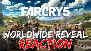 We missed the Live Worldwide Reveal of Farcry 5 so we did a Reaction to the Trailer here. There is a lot of controversy surrounding this already, see what we...