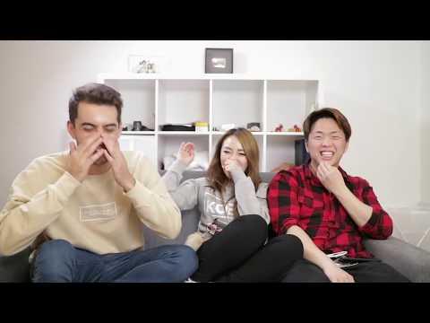 Как будет по корейски Су**? Какие звуки издают Корейцы и животные? 러시아/한국동물소리 비교- минкюнха 경하 (видео)