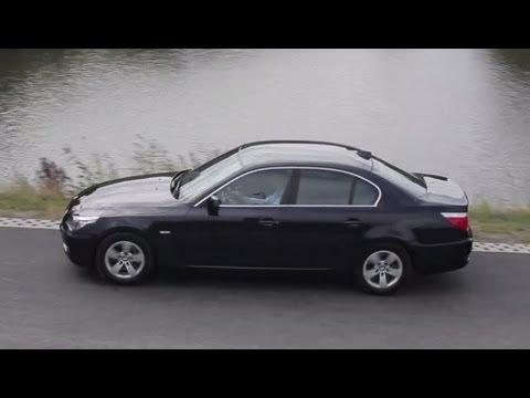 BMW 5 Series review (E60)